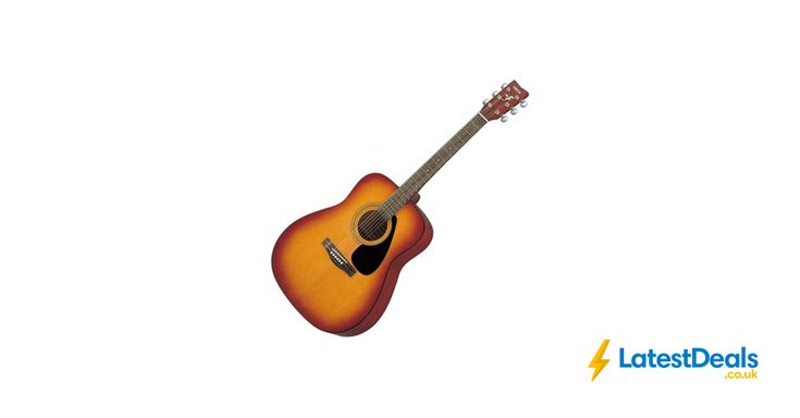 Yamaha F310 Acoustic Guitar, Tobacco Brown Sunburst Free Delivery, £119 at Gear4music