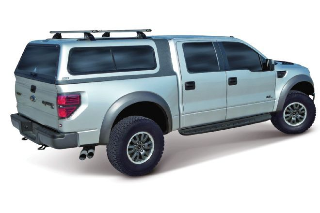 Ford Raptor With Are Camper Shell - Photo 62145993 - New 4Wheel ...
