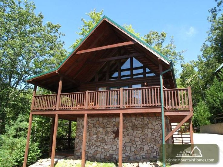 It's time, Prime Time that is... to take a vacation to Gatlinburg. Check out out this great two bedroom cabins at http://www.jacksonmountainhomes.com