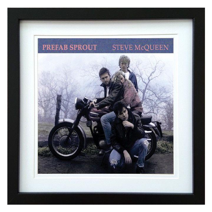 Prefab Sprout | Steve McQueen Album | ArtRockStore