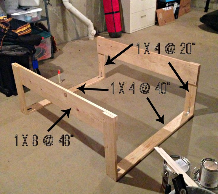DIY Toddler Bed Rails