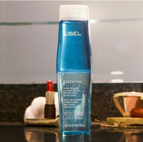 Essential loción desmaquilladora hidratante para ojos y rostro