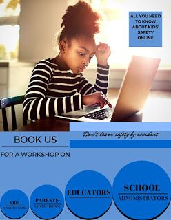 Social Media Consult - Alef Innovations: All you need to know to secure kids online