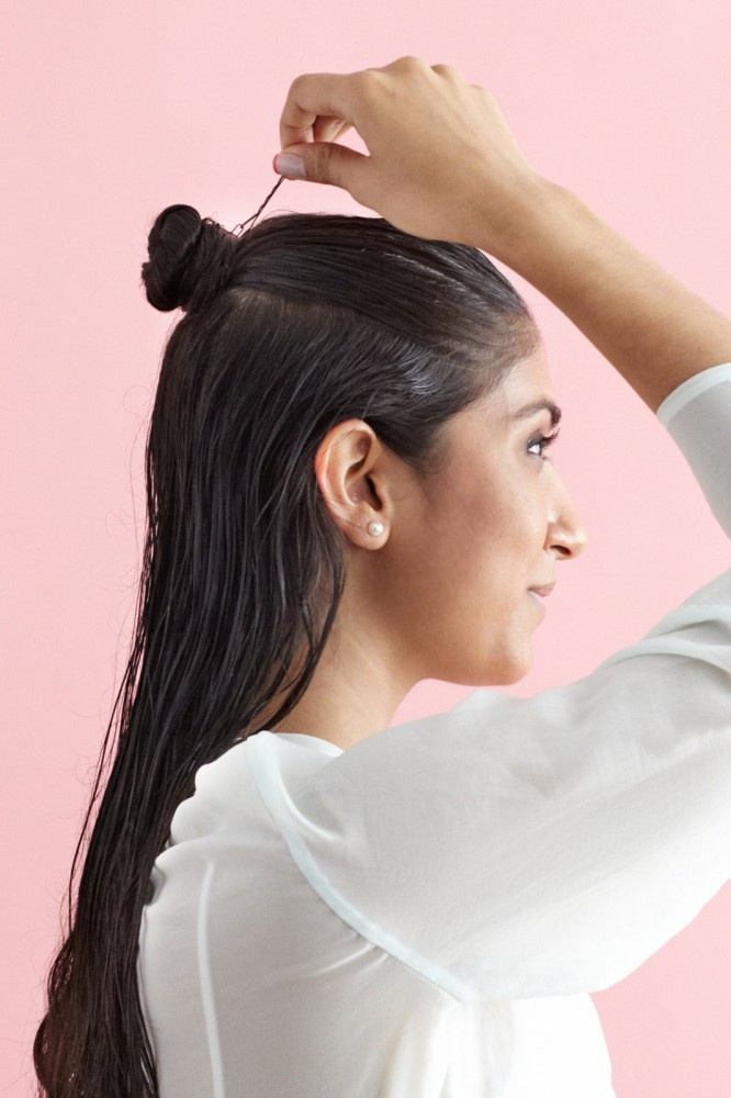 Styling Tips In Keeping With The Current Fashion Trends In: Wet Hairstyles - Ideas For Fast Hair Styling Tips