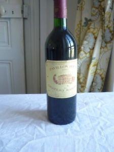a grand vin de bordeaux 1 er cru chateau margaux 1993 great bordeaux red wine