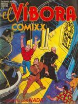 """Resultat d'imatges de """"el Víbora"""" comic"""