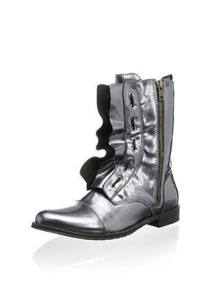 63% OFF OCA-LOCA Kid's 5593.97 Boot (Silver)