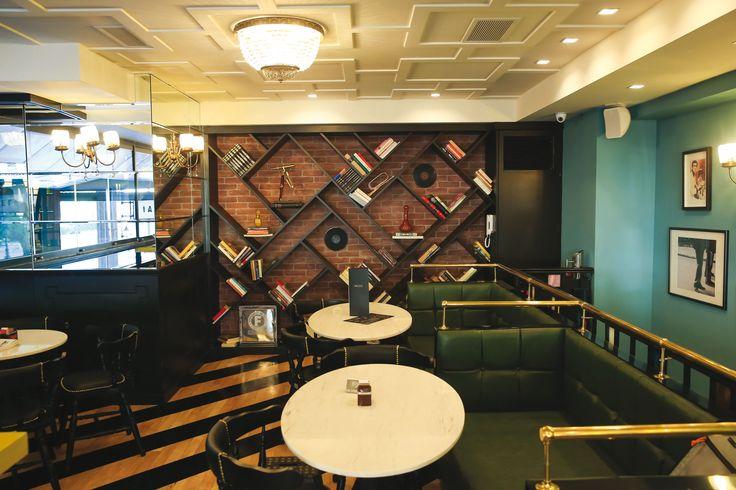Café - Bistrot Chez Michel, Πανεπιστημίου 25 Αθήνα,
