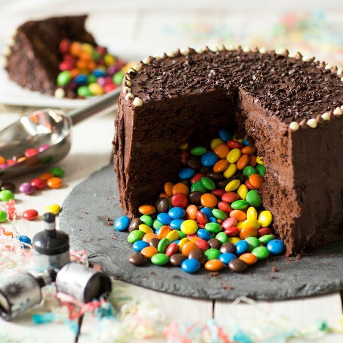Voir les images des gâteaux chocolat pour l'anniversaire parfait
