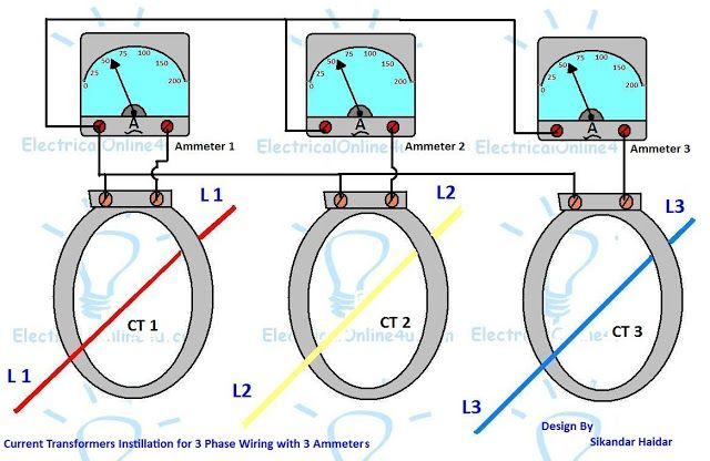 Pin By Lesetja Masopoga On Control Motores Current Transformer Electrical Circuit Diagram Transformers