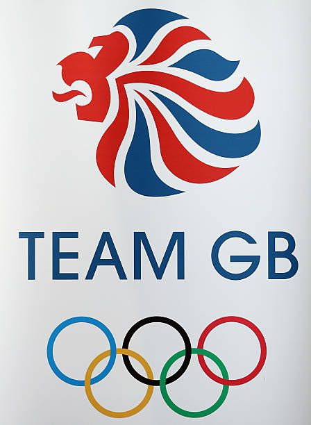 A closeup of the Team GB logo as The BOA announce the nomination process for its allocation of London 2012 Olympic Torch bearers and introduce the...
