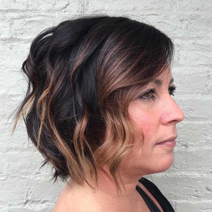 pictures of short haircuts for ladies 1000 ideas about layered bob haircuts on 5836 | 4cfc0bffa68ab5d5836b2ab50bb870b4