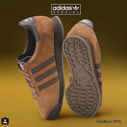 adidas poster for the Hyndburn Spezial release