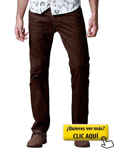 Match 8048 Slim Fit-Vaqueros para Hombre(8048... #pantalones