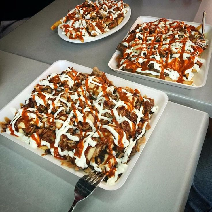 The Halal Snack Pack (HSP) a takeaway dish in Australia which is the snack version of a kebab #TTDD