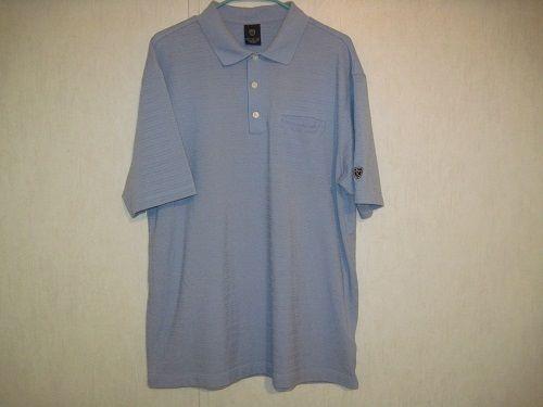 Nike Golf Mens Shirt Size XL Light Blue Polo Short Sleeve  #NikeGolf #PoloRugby