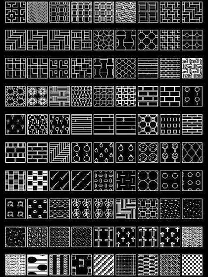 18 best autocad images on pinterest arquitetura for Wood floor hatch autocad