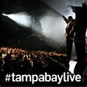 #TampaBayLive - Photos and tweets live from concerts in Tampa Bay    We're featuring your photos and Tweets all summer long on tampabay.com!    Send us your pictures by posting an image to Instagram using the hashtag #tampabaylive or by Tweeting with hashtag #tampabaylive.
