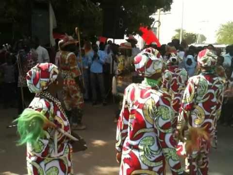 Nuba country music, Nuba folk music