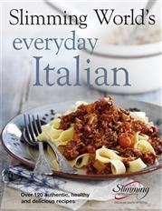Slimming World's Everyday Italian: Over 120 fresh, healthy and delicious recipes - I use this book all the time!