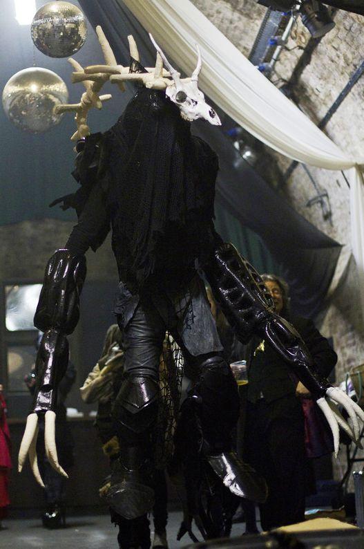 Abominable - Various Stilt Walkers | Bristol| South West| UK #halloween stilt walker #halloween entertainment