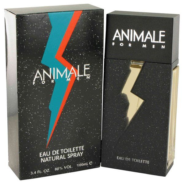 Animale Cologne 100ml EDT Men Spray | animale is classified as a refreshing, spicy, lavender, amber fragrance. This masculine scent possesses a blend of citrus with accents of greens and flowers. Sandalwood, cedar and vanilla musk undertones. It is recommended for office wear.