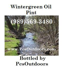 Wintergreen Oil Pint Quality Lure & Bait Ingredient: Wintergreen Oil Pint Quality Lure & Bait… #TrapperSupplies #TrapperBooks #TrapperVideos
