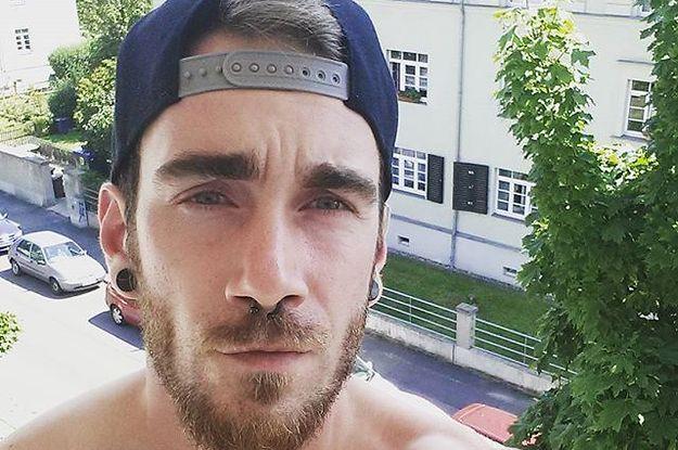ZAMN ZADDY. | 13 Smoking Hot Men Who Got Even Hotter With A Septum Piercing
