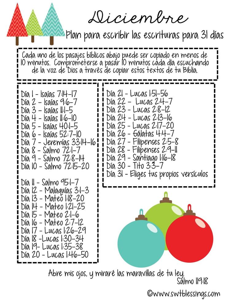 For those who did the November Scripture Writing Plan and enjoyed it, here's the plan for the month of December! Writing scripture do...