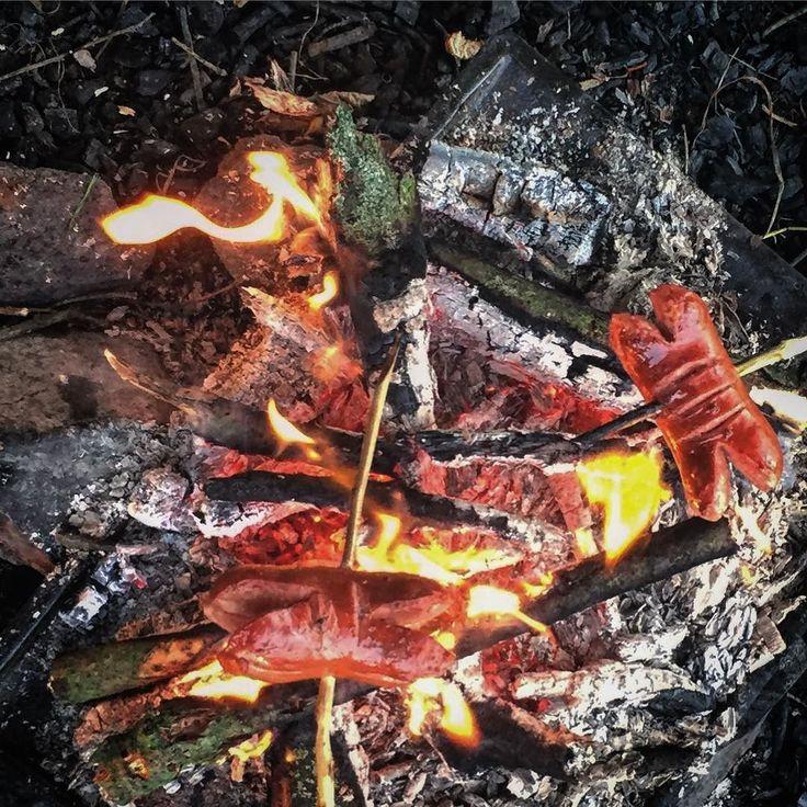 Táborák... #vuřty #fire #inTheCity