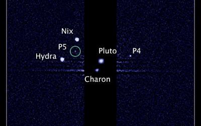 Fakta Seru Tentang Penemuan Satelit Baru Pluto