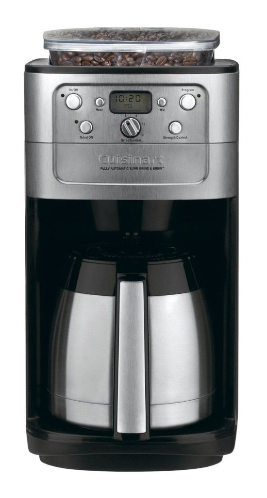 11 best top 10 best selling coffee makers with grinder reviews 2015 cuisinart dgb 900bc grind brew thermal 12 cup automatic coffeemaker brushed stainlessblack fandeluxe Choice Image
