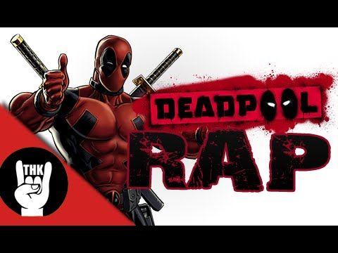 "Deadpool Rap by Teamheadkick - ""Deadpool"" - YouTube"