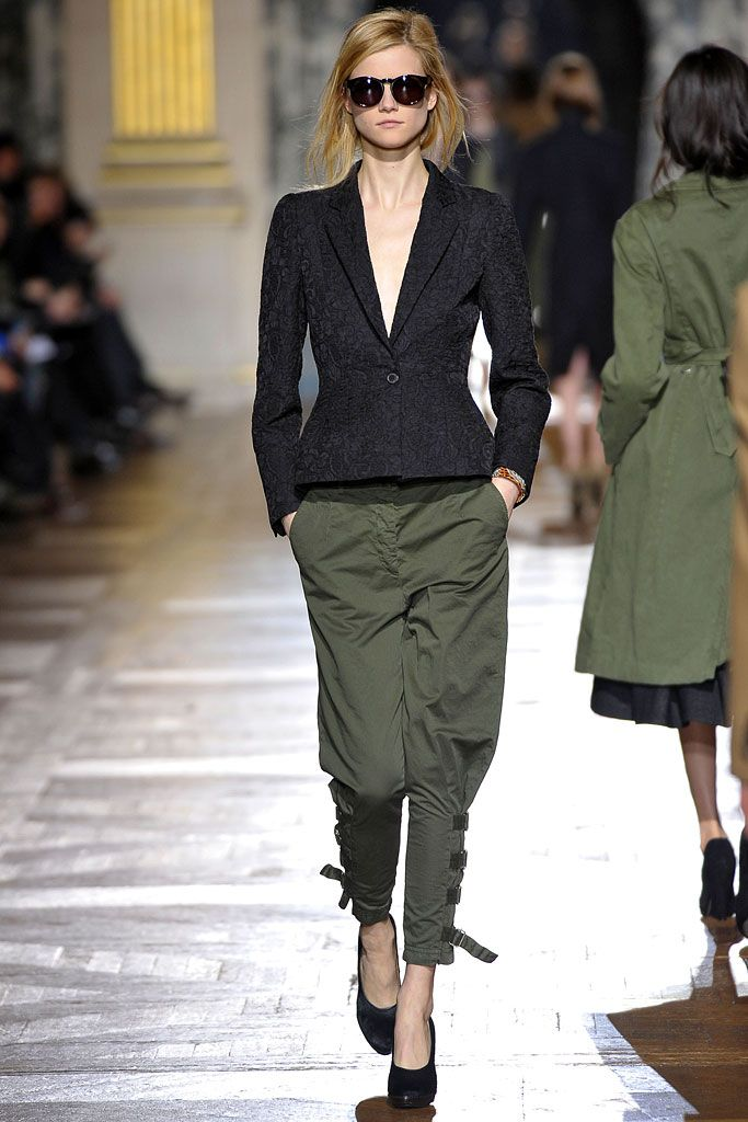 my favorite collection FALL 2010 READY-TO-WEAR Dries Van Noten