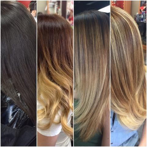 42 Best Images About Balyage Hair On Pinterest Bobs Long Brunette And Highlights