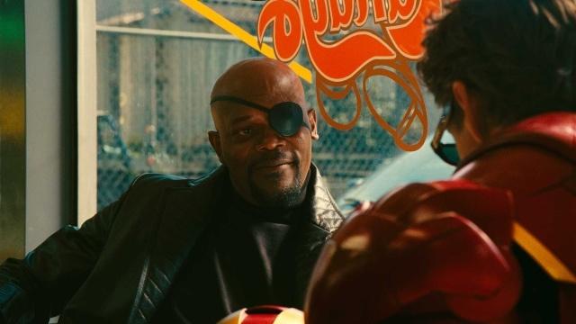 Cineast: Ник Фьюри не появится в «Железном человеке 3»