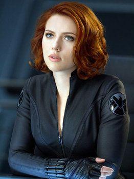 アメリカのヒーロー映画「アイアンマン」や「アベンジャーズ」に登場するナターシャ・ロマノフ