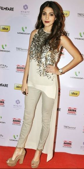 5 Indian Designers for Trendy Western Wear » The InOnIt Style Blog... This is a casual piece ...I will totally rock this.