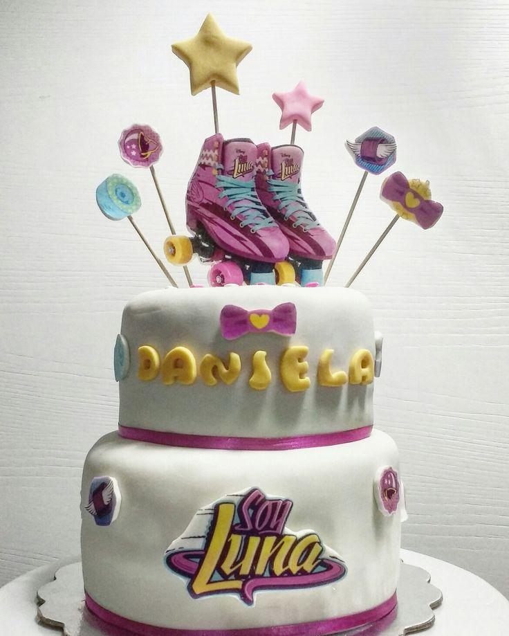 Soy Luna cake, bolo, torta