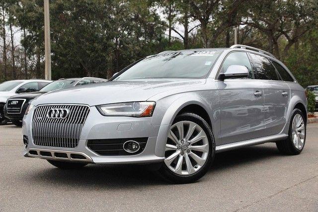 2016 Audi allroad Premium Plus Wagon