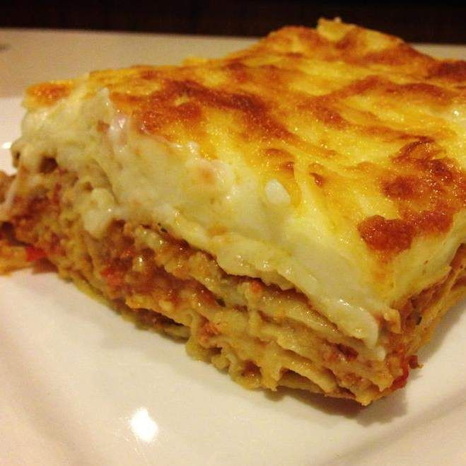 Recipe Sally's Lasagne Special (hide veggies from your kids) by sal2125 - Recipe of category Main dishes - meat