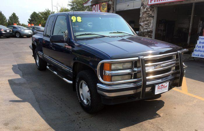 1998 Chevrolet Silverado 1500 Z71 |  | $6900 | Prime Auto Sales - Omaha, NE | 402-715-4222 | #chevy #silverado #z71 #chevrolet #chevysilverado #trucks #chevroletsilverado #chevytruck  #minivan #omaha #nebraska #usa #primeauto #callme #driveme #testdrive #buyme #familyowned #carsforsale #familyoperated #smallbusiness #ifyouretiredofthejerkscomeseetheturks