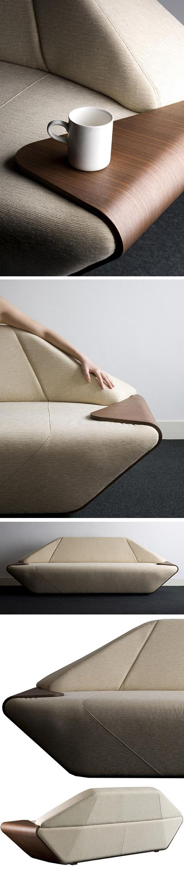 The Hex Sofa