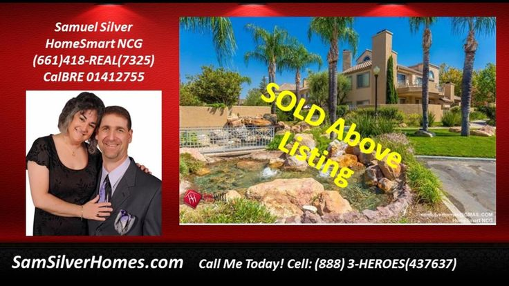 Samuel Silver of HomeSmart (661)418-REAL Most qualified realtor agent in SANTA FE  https://gp1pro.com/USA/CA/Los_Angeles/Valencia/SANTA_FE/23609_Del_Monte_Drive.html  Samuel Silver of HomeSmart Real Estate (661)621-5340 As an agent whos an expert in the S