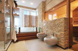 Casas de banho asiáticas por Sky Gallery