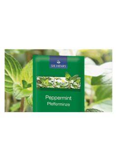 Sir Henry Tea - Peppermint 25 x 2,25gr