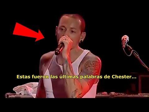Vocalista de Linkin Park se quita la vida y deja este mensaje... CHESTER BENNINGTON - VER VÍDEO -> http://quehubocolombia.com/vocalista-de-linkin-park-se-quita-la-vida-y-deja-este-mensaje-chester-bennington    Adquiere la Playera Oficial DKB aquí: SUSCRÍBETE: Mi Facebook: Mi Twitter: Vocalista de Linkin Park se quita la vida y deja este mensaje… CHESTER BENNINGTON Créditos de vídeo a Popular on YouTube – Colombia YouTube channel