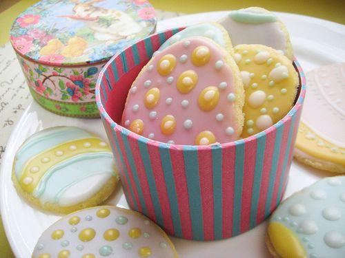 Easter Sugar Cookies #vegan