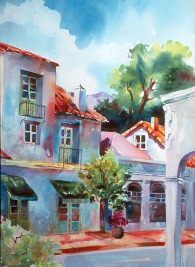 Cathy Quiel Watercolor