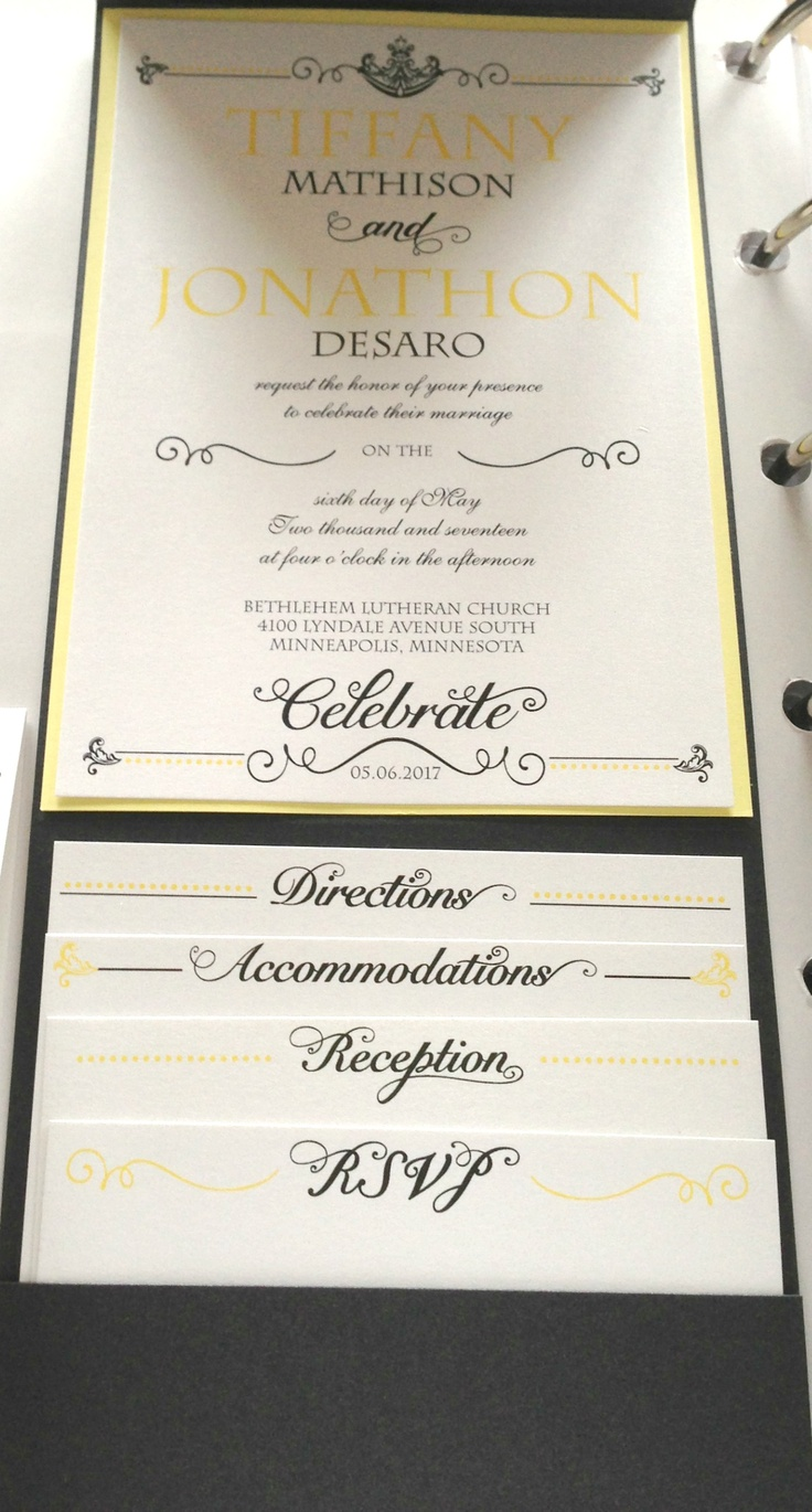wedding reception directions card%0A T K Font for inserts  scroll is too much